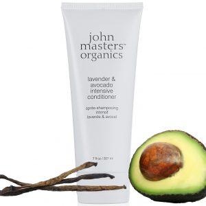 John Masters Organics lawenda i awokado odżywka do włosów