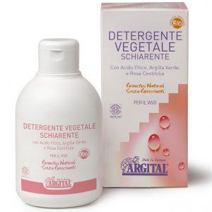 Naturalny żel do mycia twarzy na plamy przebarwienia Argital 250 ml