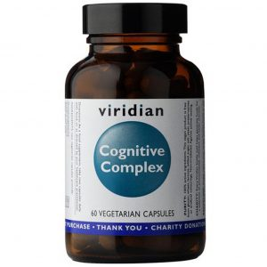 Viridian Cognitive Complex Suplement na pamięć i koncentrację