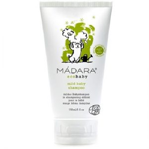Madara EcoBaby szampon dla dzieci i niemowląt 150 ml