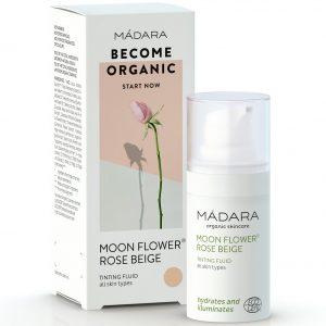 Madara Moon Flower Fluid tonujący do twarzy