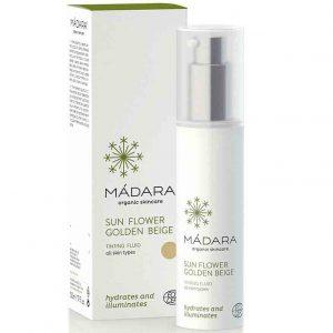 Sun Flower Madara | Fluid tonujący do twarzy 50 ml