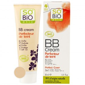 So Bio etic BB krem 5w1 (Krem jasny beż 01) 30 ml