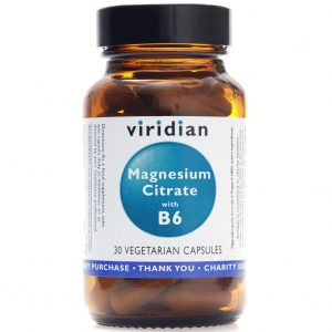 Viridian magnez B6
