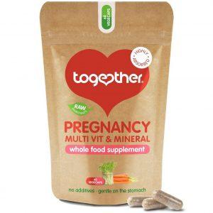 Together Health Pregnancy Multi | Witaminy i minerały dla kobiet w ciąży