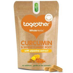 Together kurkuma z piperyną | Suplement diety