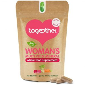 Together woman's multivitamin