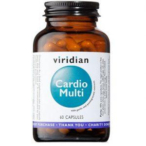 Viridian Cardio Multi 60 kapsułek