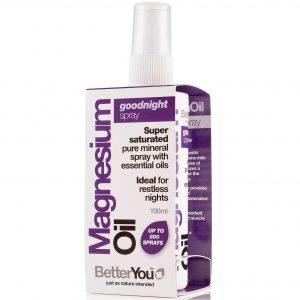 BetterYou Goodnight Spray olejek magnezowy 100 ml