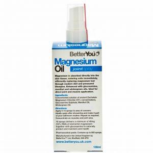 BetterYou Joint Spray olejek magnezowy na stawy 100 ml