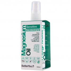 BETTERYOU Olejek magnezowy w sprayu Sensitive 100 ml