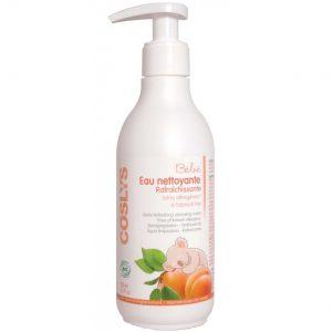 Coslys odświeżająca woda myjąca dla niemowląt 250 ml