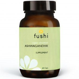 Fushi Ashwagandha Bio 60 kaps.