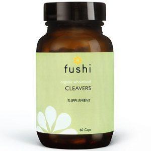 Fushi Cleavers Bio Przytulia czepna, czyli oczyszczanie limfy z toksyn