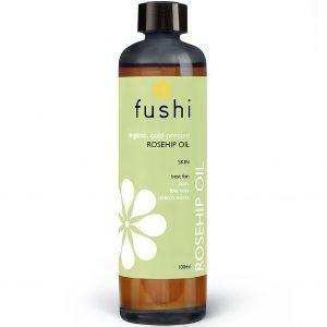 Fushi Rosehip Oil Bio olejek z nasion dzikiej róży tłoczony na zimno