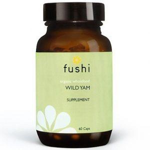 Fushi Wild Yam Whole Food Dziki pochrzyn BIO
