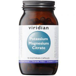 Viridian cytrynian magnezu