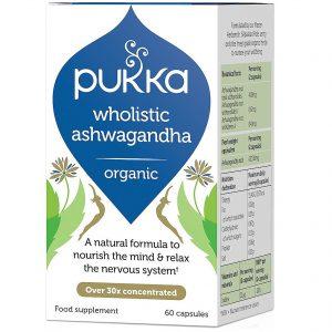 Pukka Herbs Ashwagandha 60 kaps.