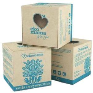 EkoMama soda oczyszczona 1 kg