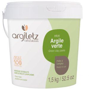 Glinka zielona w paście Argiletz 1,5 kg