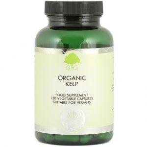 GG Organic Kelp 120 kapsułek
