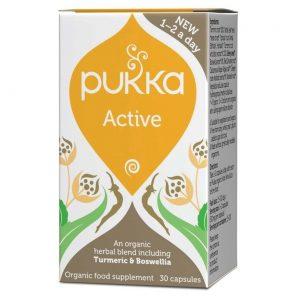 Pukka Herbs Active 30 kapsułek