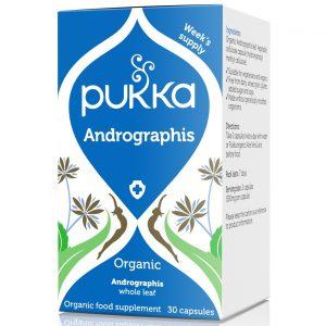 Pukka Herbs Andrographis 30 kapsułek