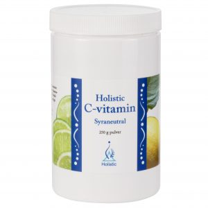 Holistic C-vitamin Syraneutral