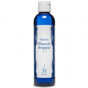 Holistic Mineral Droppar 240 ml Oczyszczona woda z Great Salt Lake