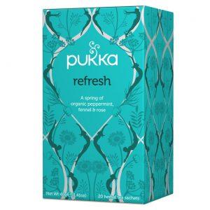 Pukka Herbs Refresh 20 saszetek
