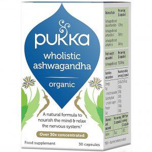 Pukka Herbs Wholistic Ashwagandha