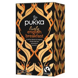 pukka lively english breakfast