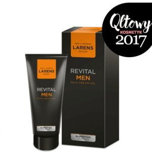Revital Men Face Cream Gel Larens 50 ml