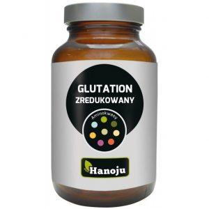 Hanoju Glutation zredukowany (GSH) 250 mg 60 kapsułek