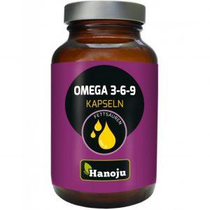 Hanoju Omega 369 1000 mg 90 kapsułek