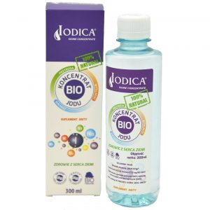 Iodica koncentrat jodu 300 ml