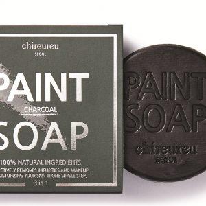 Chireureu Paint Soap mydło oczyszczające z węglem bambusowym