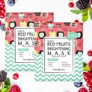 Huangjisoo Red Fruits