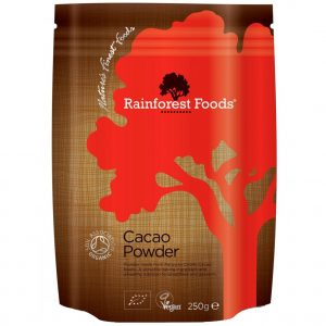 Rainforest Foods Kakao Raw 250 g