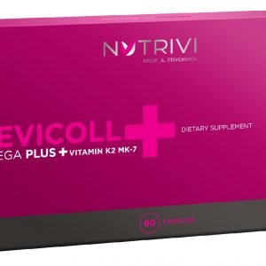 Revicoll Nutrivi Omega Plus + Vitamin K2MK7
