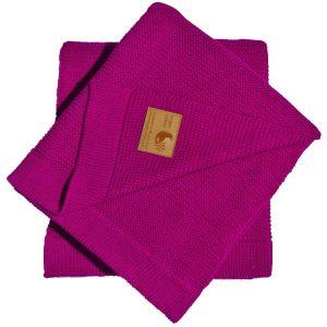 HyggeColour Knitty Raspberryy