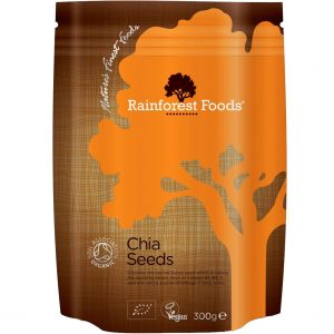 Rainforest Foods Nasiona Chia