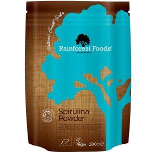 Rainforest Foods Spirulina Bio 200 g