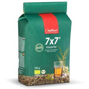 Herbata ziołowa Jentschura 7x7 500 g