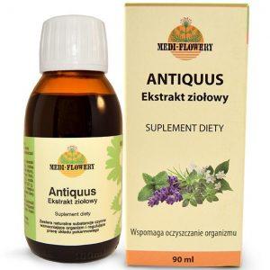 medi flowery ekstrakt z rozmarynu lekarskiego antiquus