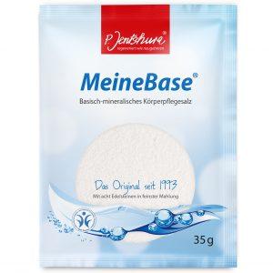 Jentschura meinebase sól zasadowa do kąpieli