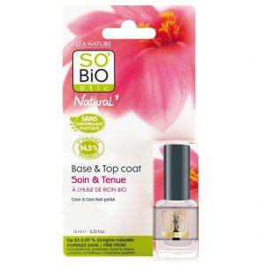So Bio Baza pod lakier i utwardzacz do paznokci 2w1 10 ml