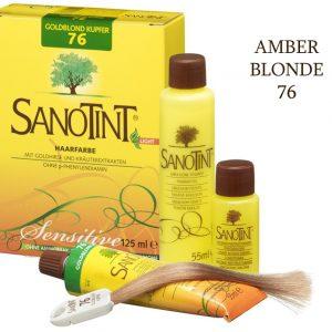 Sanotint Light 76 Amber Blonde