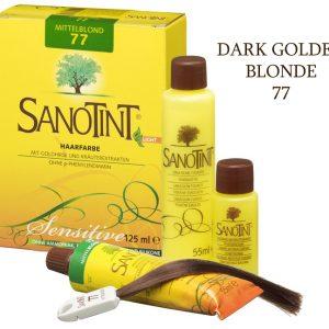 Sanotint Light 77 Dark Golden Blonde