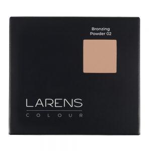 Colour Bronzing Powder Larens 02 | Puder brązujący